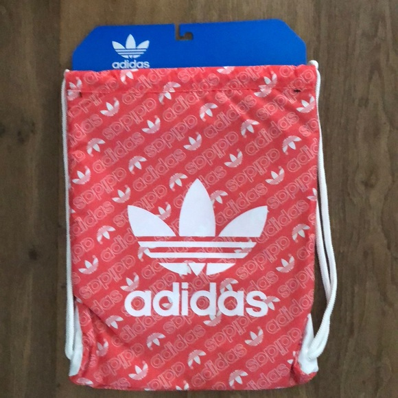 adidas Originals trefoil sackpack 4089e7159c12e
